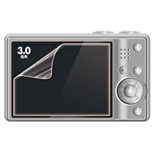 (まとめ)サンワサプライ液晶保護反射防止フィルム3.0型DG-LC91枚【×10セット】