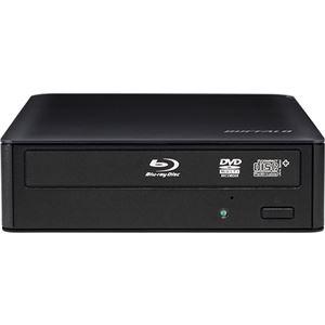 バッファロー16倍速書き込みBDXL対応USB3.0用外付ブルーレイドライブBRXL-16U3V1台