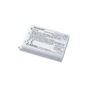 シャープリチウムイオン充電池ハンディーターミナル用EA-BL08S1個