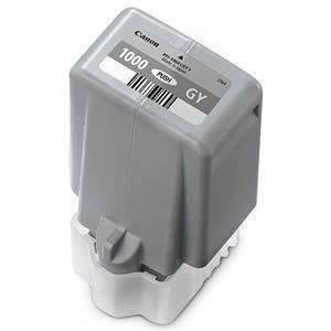 キヤノン インクタンクPFI-1000GY グレー 80ml 0552C004 1個