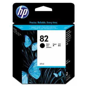 HPHP82インクカートリッジブラック69ml顔料系CH565A1個