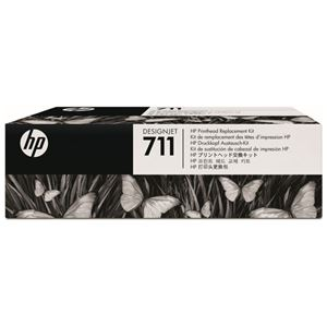 HPHP711プリントヘッド交換キットC1Q10A1個