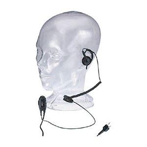 (まとめ)アルインコ トランシーバー用オプション耳掛けイヤホンマイク EME51A 1個【×2セット】