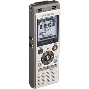 オリンパス ICレコーダー VoiceTrek 8GB シャンパンゴールド V-863 GLD 1台