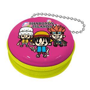 【ワンピース×パンソンワークス】ジッパー缶 Vol.3(シャボンディ諸島PI)