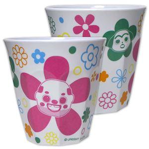 ご当地キャラクター メラミンカップ(ちっちゃいおっさん) - 拡大画像