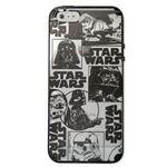 カスタムカバー Slim Grip iPhone 5s/5 STAR WARS(帝国軍コミック柄)
