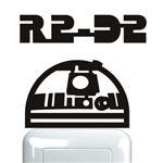 ウォールステッカー ペタモ STAR WARS(R2-D2)