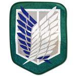 進撃の巨人 ダイカットフロアマット(調査兵団)