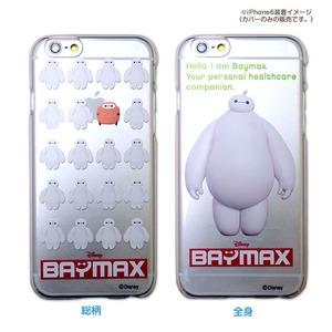カスタムカバー iPhone 6 ベイマックス(全身) - 拡大画像