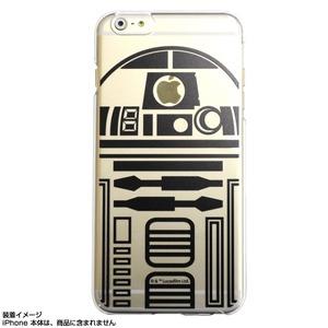 カスタムカバー iPhone 6 PLUS STAR WARS(R2-D2) - 拡大画像