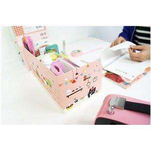 JETOY(ジェトイ)ペーパー収納整理BOX Joozoo/仕切箱6個付