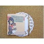 MC(マリーキャット)200ページアートメモパッド/マスク