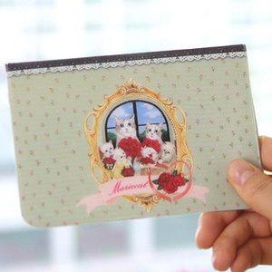 MC(マリーキャット)アートなパスポートケース...の紹介画像2