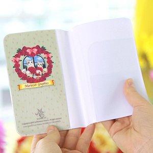 MC(マリーキャット)アートなパスポートケース...の紹介画像3