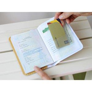 MC(マリーキャット)アートなパスポートケース...の紹介画像4