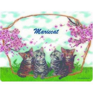 MC(マリーキャット)ミニマウスパッド/さくらの商品画像