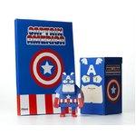 PT(ペーパートイズ)紙のプラモデル/キャプテンアメリカ
