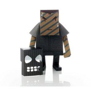 PT(ペーパートイズ)紙のプラモデル/コマンドクルー