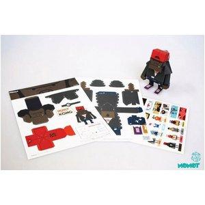 PT(ペーパートイズ)紙のプラモデル/コングクルー