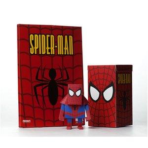 PT(ペーパートイズ)紙のプラモデル/スパイダーマン