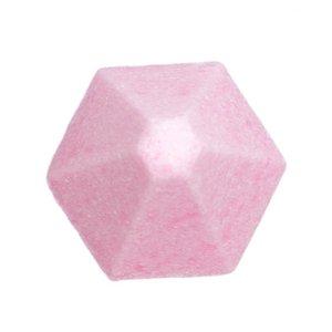 六芒星盛り塩セット/ピンク