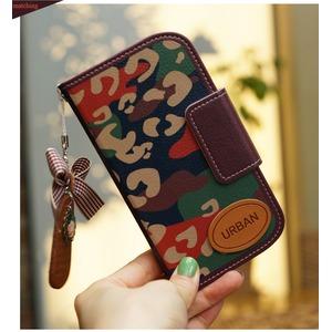 MrH(ミスターエイチ)スマホウォレットケース/アーバンミリタリーネイビーBy iphone5/5Sの詳細を見る