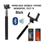 Bluetooth 自撮り棒(セルカ棒)/ブラック