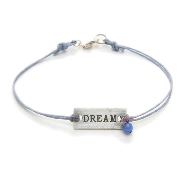 Dogeared(ドギャード)プレートブレス(m-DREAM-it.blue quartz)f00