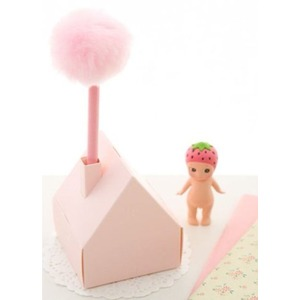ミニメモハウス/ピンク