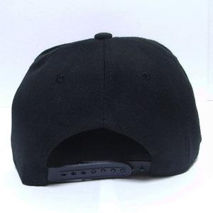 Hip Hop Cap(ヒップホップキャップ) A(ブラック)