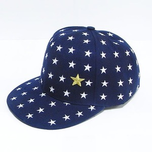 Hip Hop Cap(ヒップホップキャップ) L(ブルー)