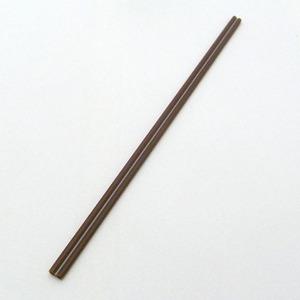 ホットコーヒー用マドラーストロー/15cmチョコカラー 1000本入り