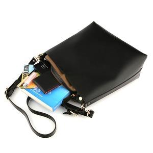 大きめサイズの通勤便利2Wayバッグ/ディープパープル f04