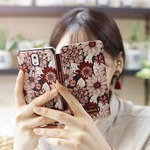MrH(ミスターエイチ)スマホフリップケース/ファーバーByiphone5.5S
