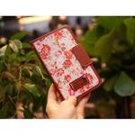 MrH(ミスターエイチ)スマホウォレットケース/メモリーノーズゲイ(ピンク) Byiphone7plus