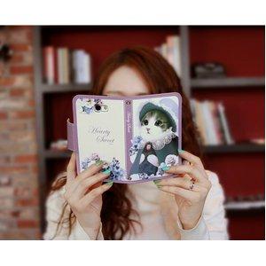 MrH(ミスターエイチ)スマホケース/バイオレットセントByiPhone7plus
