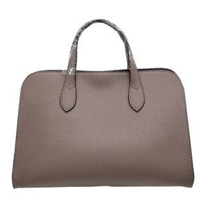 人気デザインを改良した仕切付上品仕上げのハンドバッグS/エトフ h01