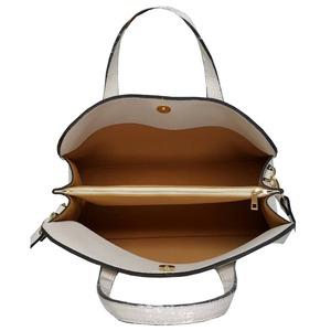 人気デザインを改良した仕切付上品仕上げのハンドバッグS/エトフ h03