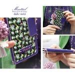 MrH(ミスターエイチ)スマホウォレットケース/マルティエルダークByiPhone6Splus