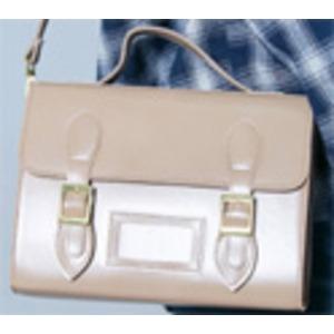 人気デザイン♪2Wayデザインこだわりプチハンドバッグ/キャメル