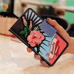 MrH(ミスターエイチ)スマホウォレットケース/オリエンタルポップビューティーピンク iphone6plus
