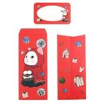 JETOY(ジェトイ)ポチ袋&メッセージカード12セット/赤ずきん