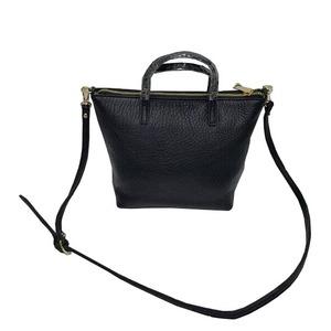 くったり柔らかい本革製♪ビジネスに使えるシンプルトートバッグ/グレイ
