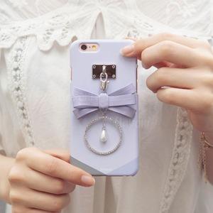 MrH(ミスターエイチ)スマホスキニーケース/ボナ By iphone8