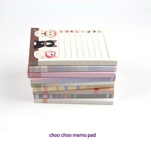 JETOY(ジェトイ) ChooChoo メモパッド/イチゴ2個セット