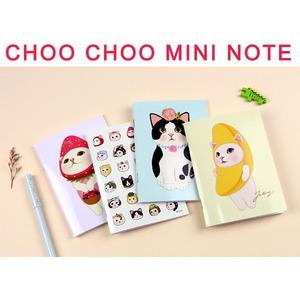 JETOY(ジェトイ) Choochoo ミニノート (イチゴ)2冊セット