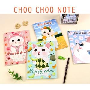 JETOY(ジェトイ) Choochoo ノート2 (コスチューム)2冊セット