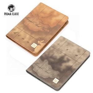 PRIMA CLASSE(プリマクラッセ) パスポートケース/グレイ