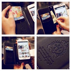 MrH(ミスターエイチ)スマホウォレットケース/ガーデンエイジスカイ(チェーン付)ByiphoneXS MAX